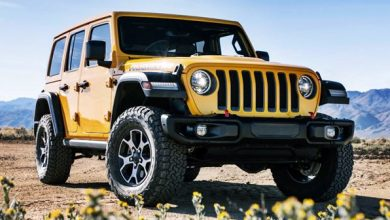Photo of 2022 Jeep Wrangler Electric Price Release