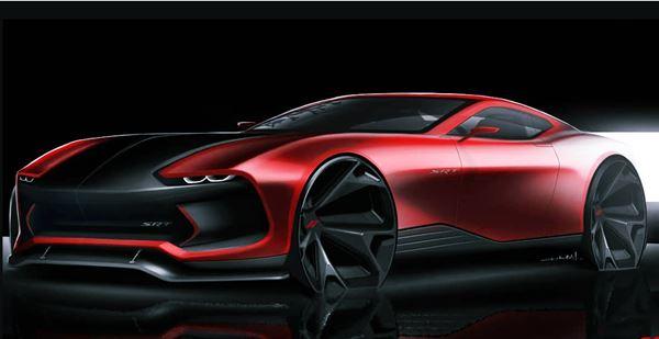 2023 Dodge Challenger Redesign