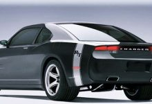2023 Dodge Charger Design