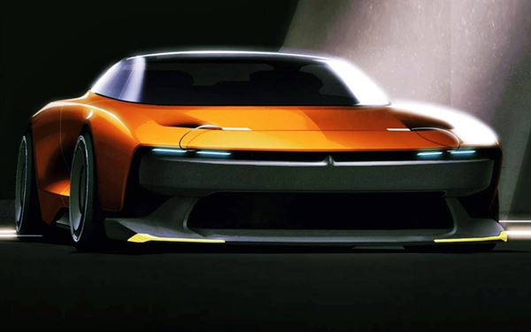 2023 Dodge Charger Hellcat