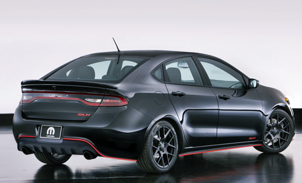 2023 Dodge Dart Design