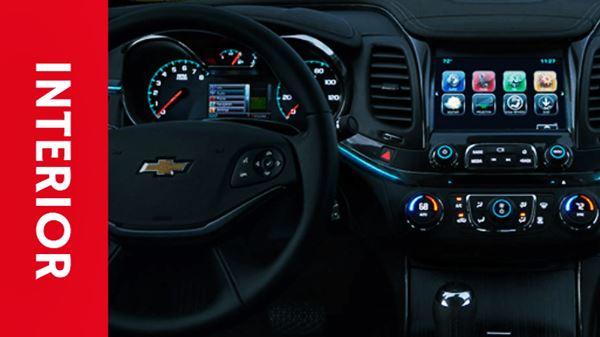 2022 Chevy Impala Redesign Interior