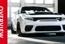 2022 Dodge Charger Concept Redesign