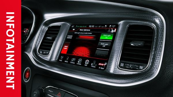 2023 Dodge Barracuda Infotainment