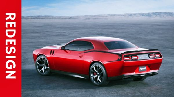 2023 Dodge Barracuda Redesign