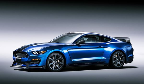 2023 Ford Mustang Design