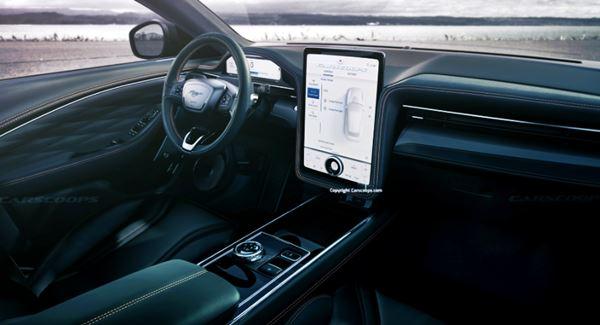 2023 Ford Mustang Interior