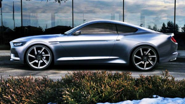 2023 Ford Mustang S650