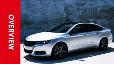 Photo of New 2022 Chevy Impala Redesign