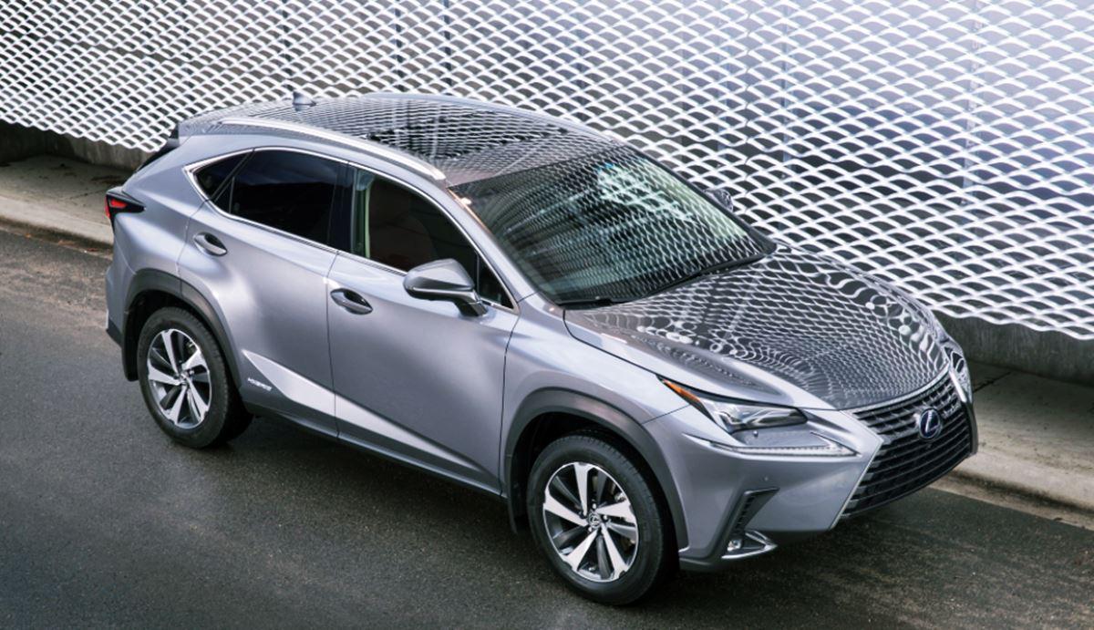 2022 Lexus NX Redesign