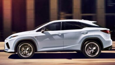 2022 Lexus RX 350 Be Redesigned