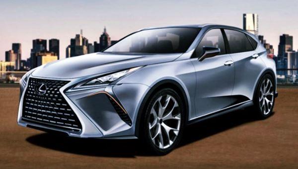 2022 Lexus RX 350 Exterior