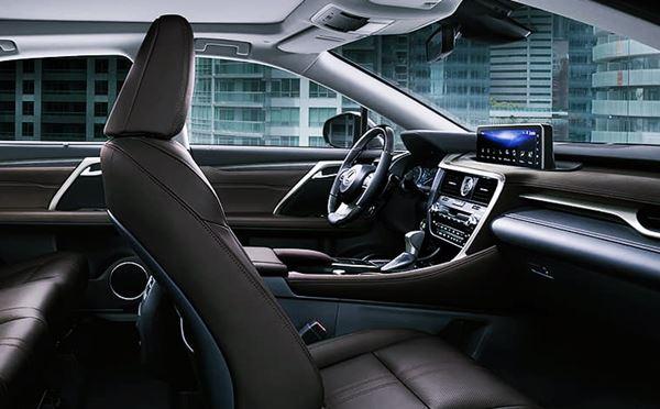 2022 Lexus RX 350 Features