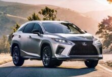 2022 Lexus RX 350 Prices