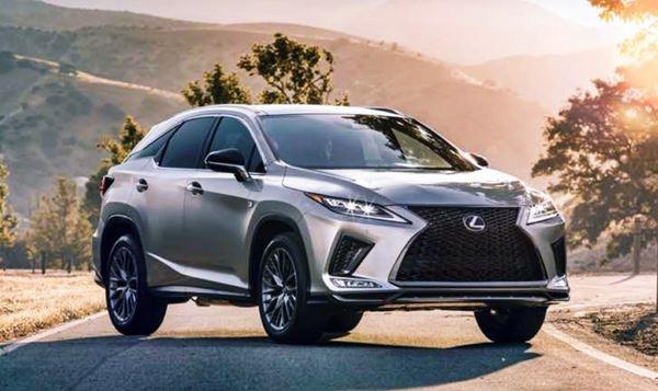 2022 Lexus RX 350 Prices