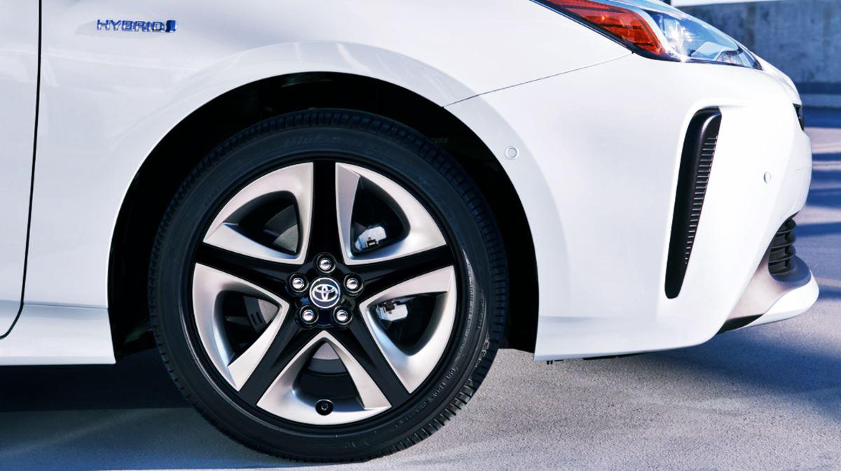 2022 Toyota Prius Exterior Design