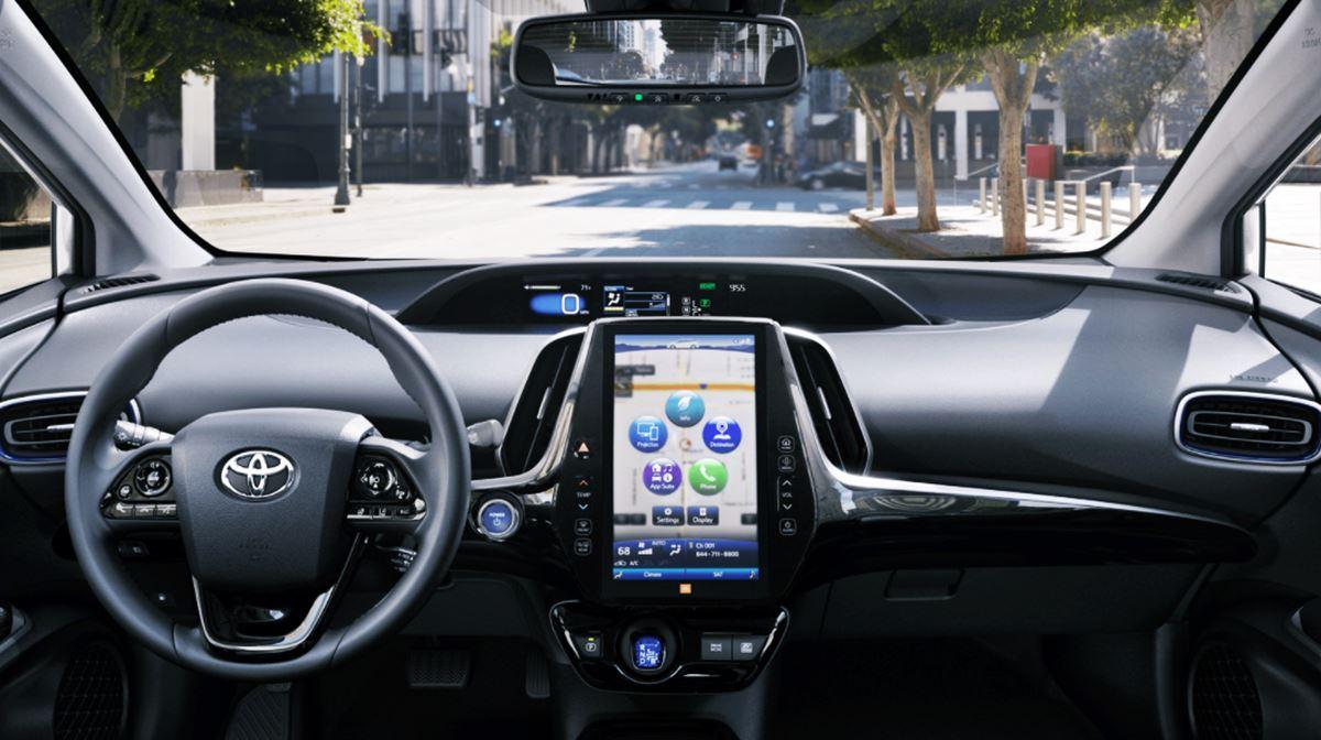 2022 Toyota Prius Interior Redesign