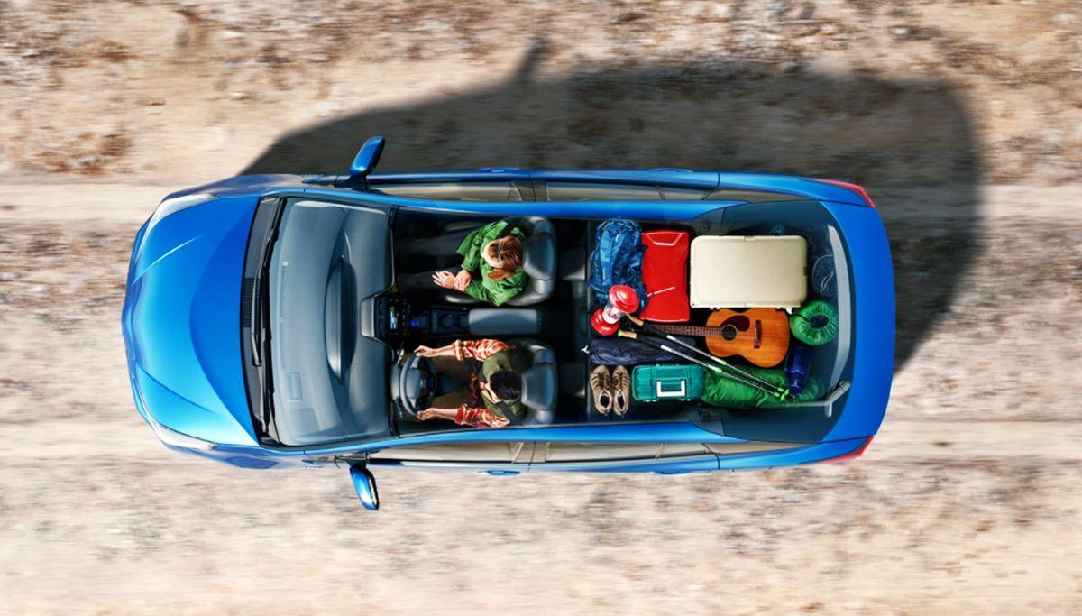 2022 Toyota Prius Interior