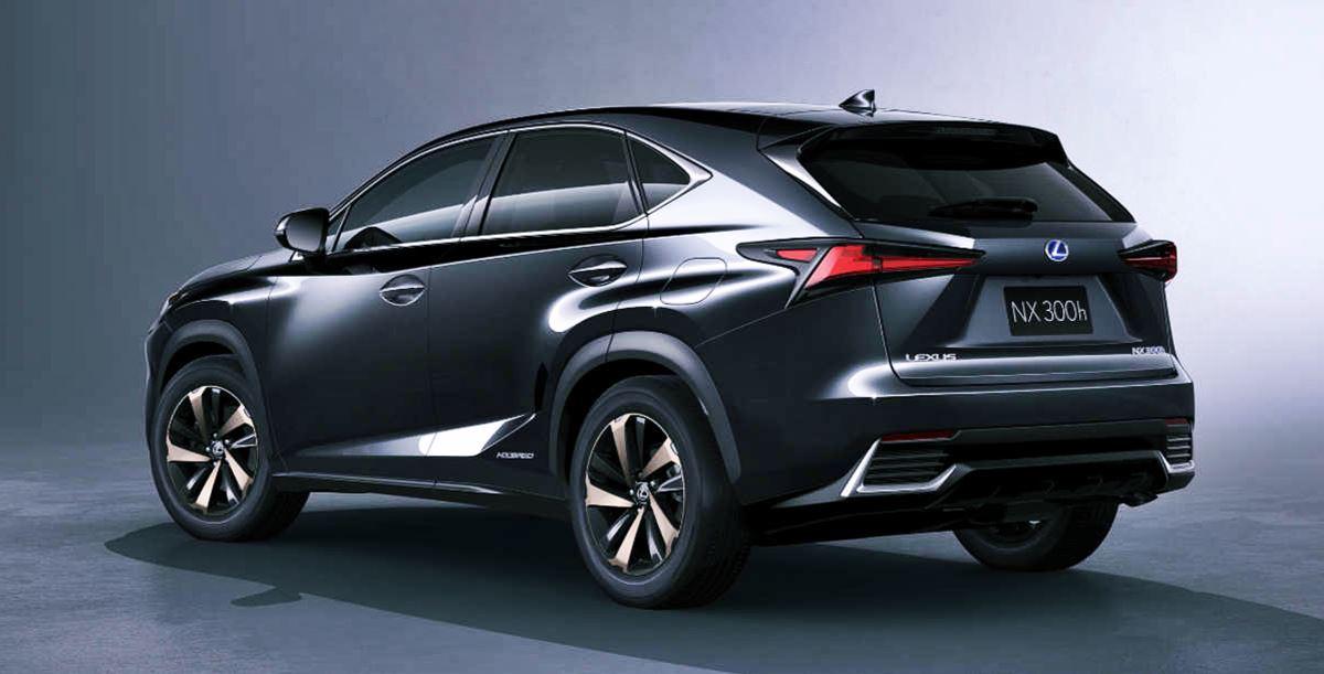 Lexus NX 2022 Models