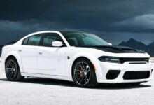 2022 Dodge Charger Concept