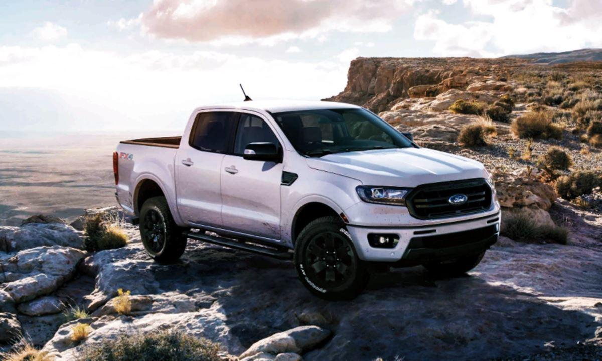 2022 Ford Maverick Redesign