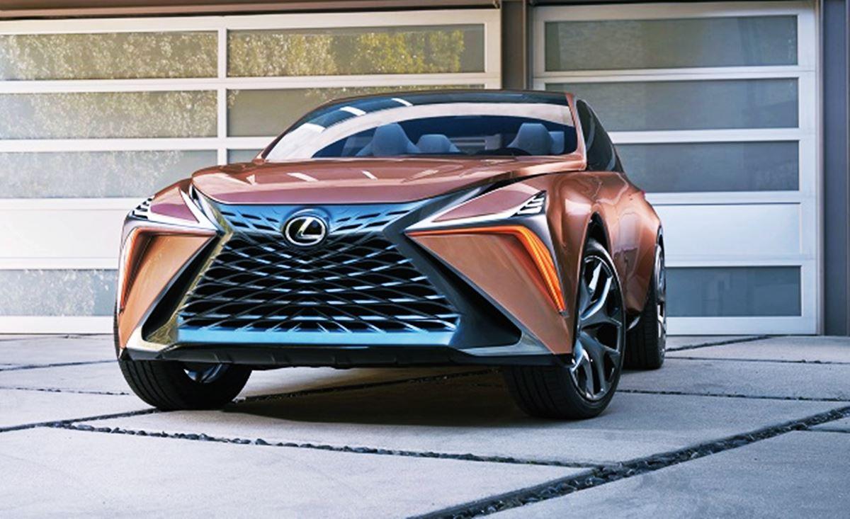 2022 Lexus GX 460 Redesign
