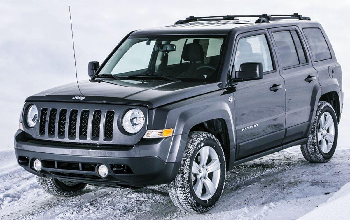 Jeep Patriot 2022 Design