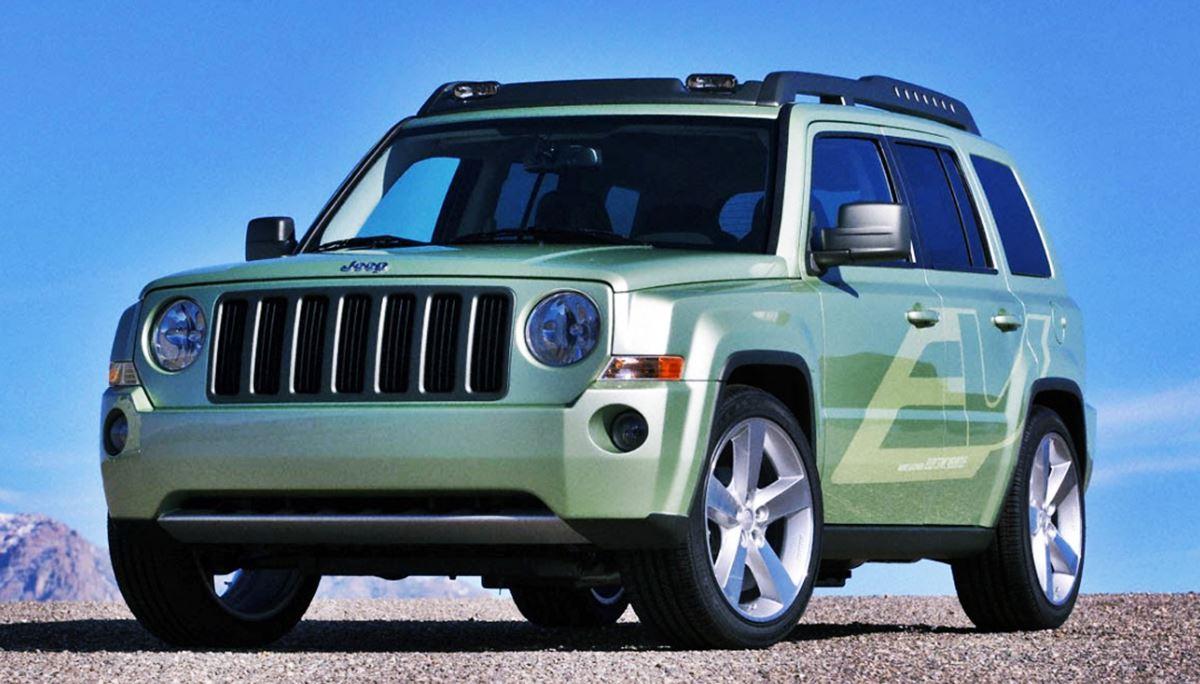 Jeep Patriot 2022 Redesign