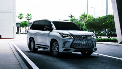 New 2022 Lexus LX 570