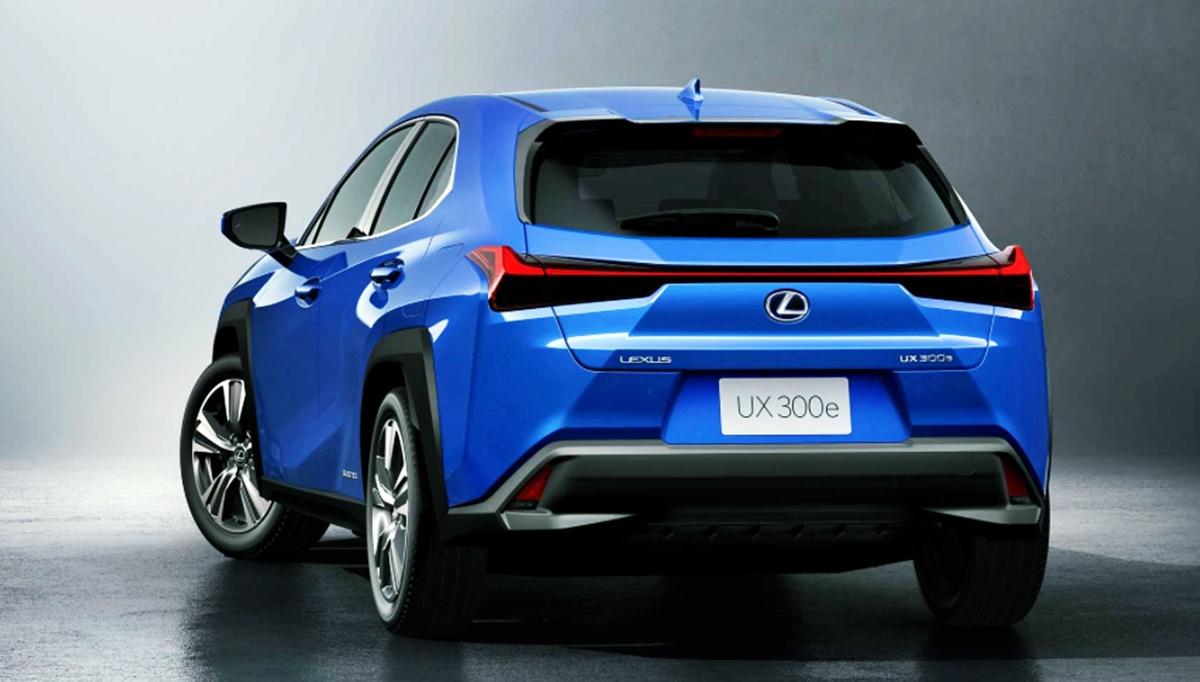 2022 Lexus UX 300e Exterior