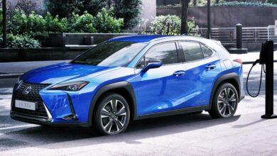 2022 Lexus UX 300e Redesign