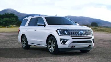 2023 Ford Expedition Release Date