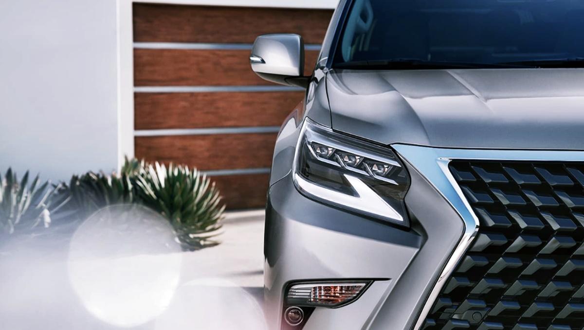 2023 Lexus GX Exterior