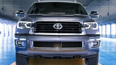 2023 Toyota Sequoia Redesign