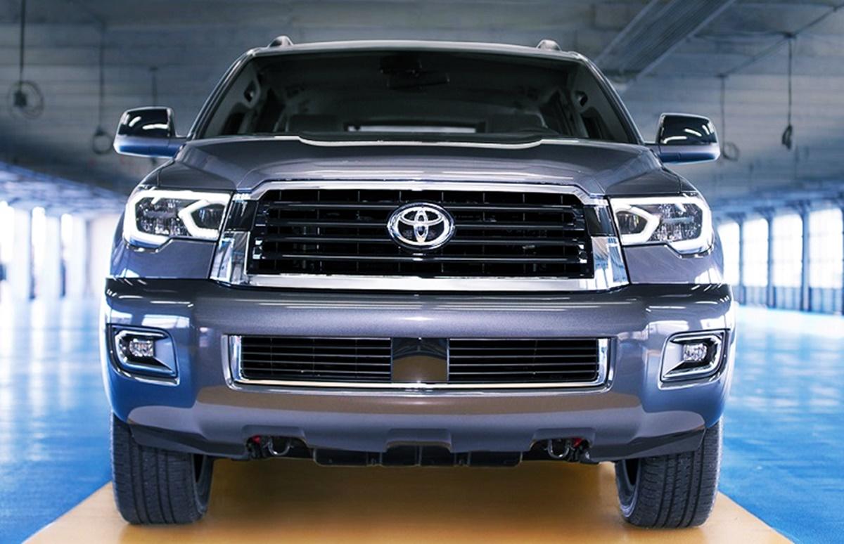 2023 Toyota Sequoia Redesign
