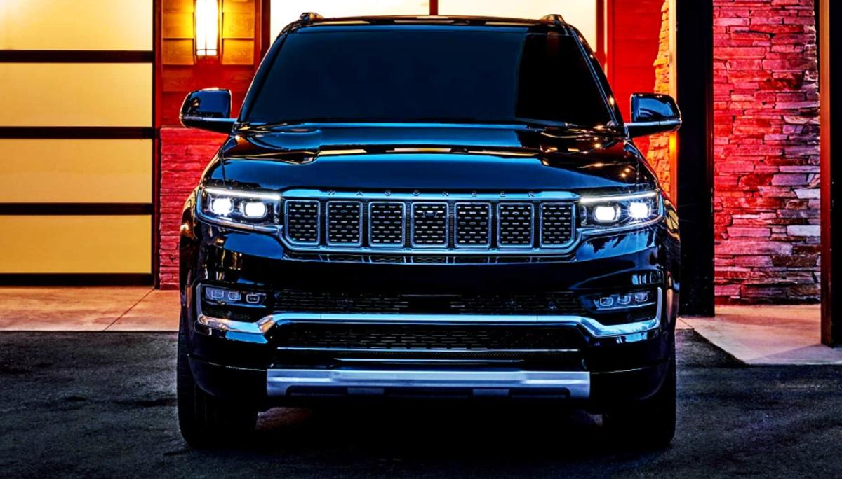2023 Jeep Wagoneer Exterior