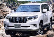 2023 Toyota Land Cruiser
