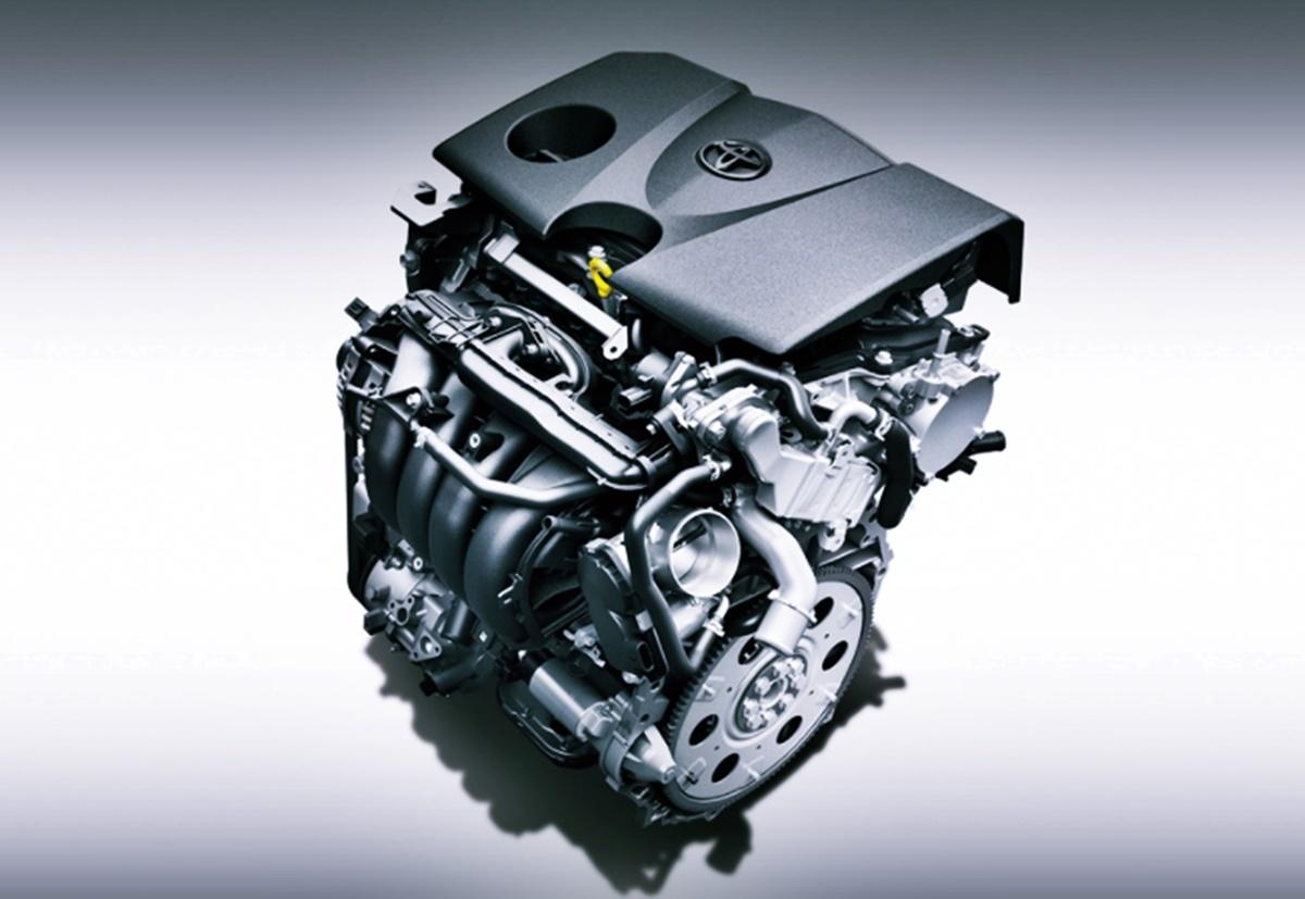 2023 Toyota Rav4 Engine