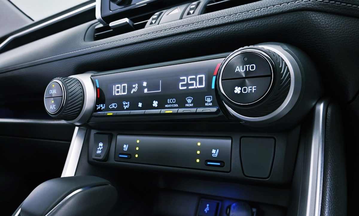 2023 Toyota Rav4 Features