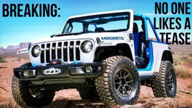 Jeep Wrangler 2023