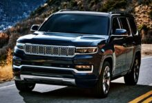 New 2023 Jeep Wagoneer