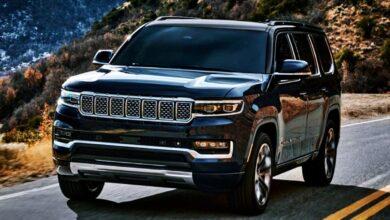 New 2023 Jeep Wagoneer