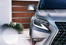 Lexus GX 2023 Redesign