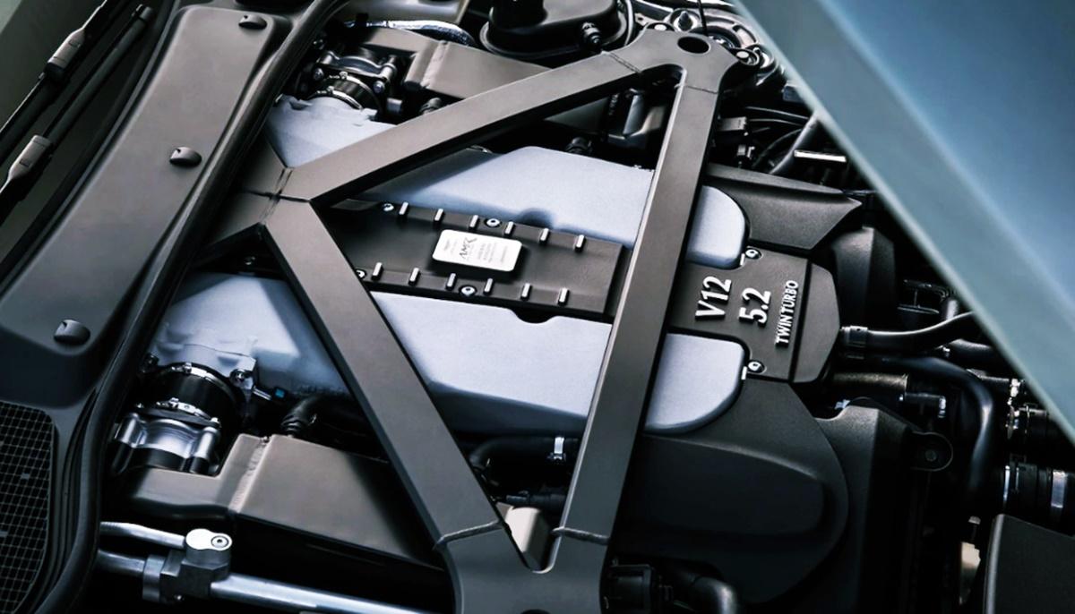 Lexus RX 450h 2023 Engine