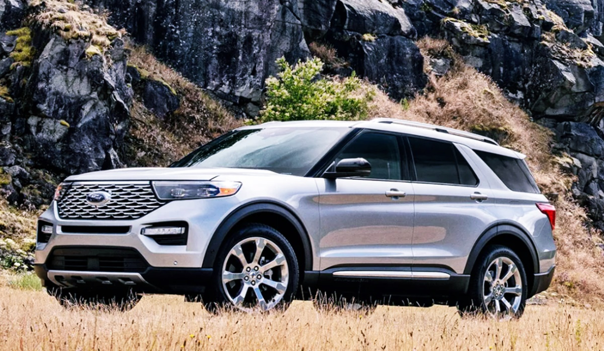 2023 Ford Explorer Release Date