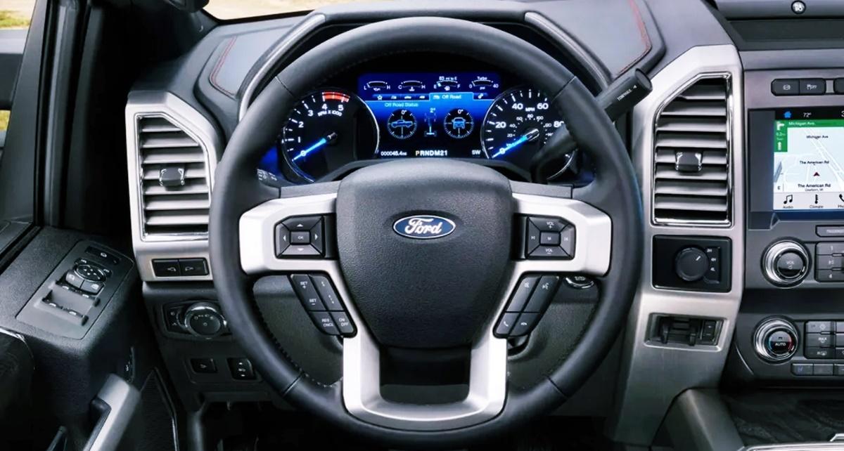 2023 Ford F250 Interior Redesgin