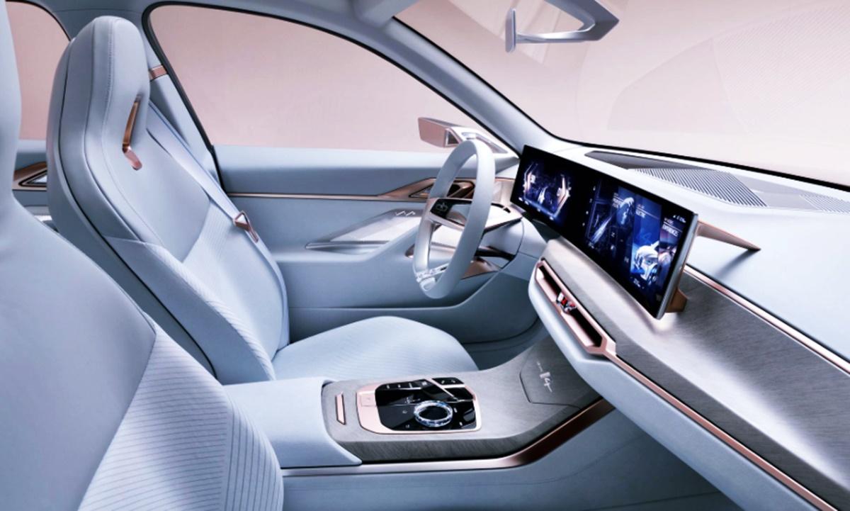 2023 BMW 5 Series Interior