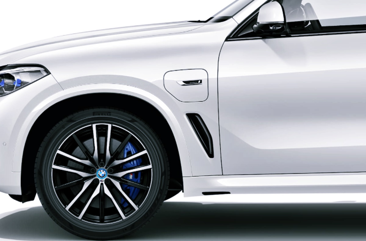 2023 BMW X5 Hydrogen