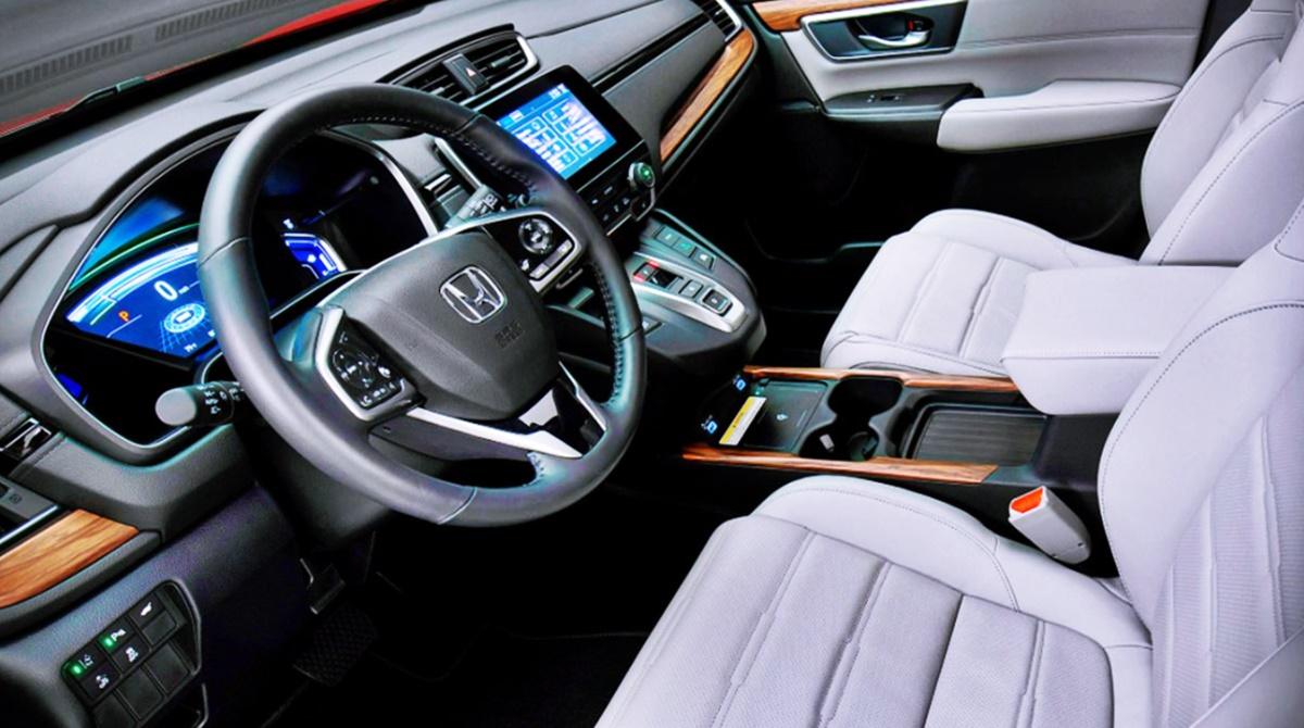 2023 Honda CRV Interior