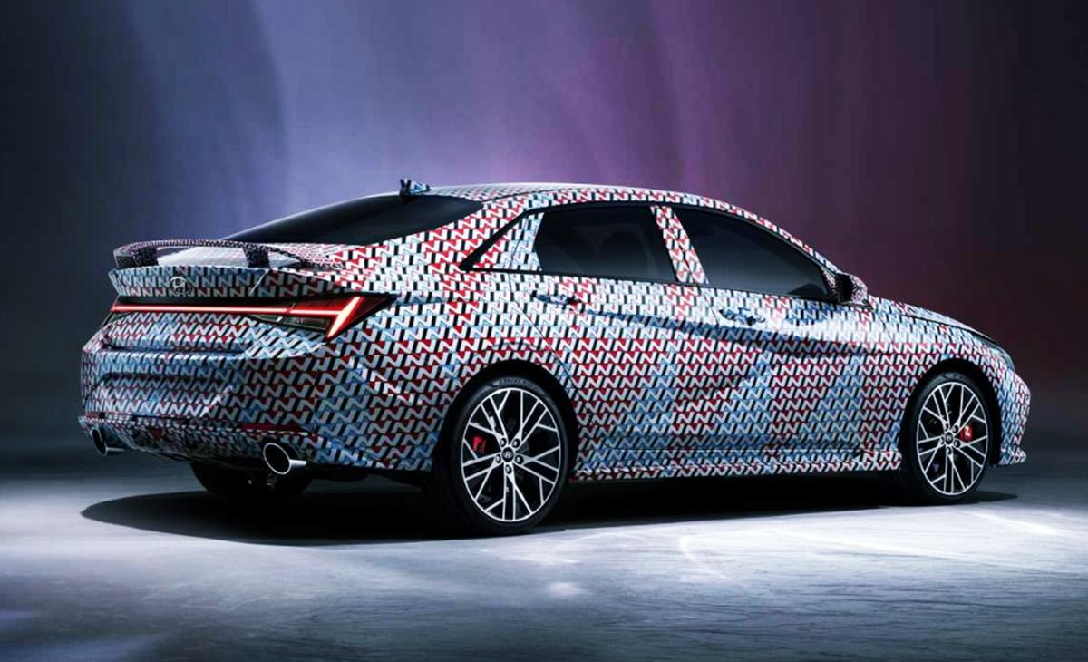 2023 Hyundai Sonata Exterior Design